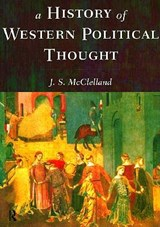 A History of Western Political Thought | J. S. McClelland |
