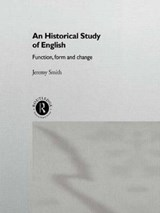 An Historical Study of English | Jeremy J. Smith |
