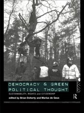 Democracy and Green Political Thought