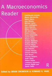 Macroeconomics Reader