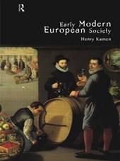 Early Modern European Society
