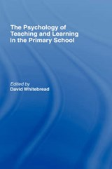 Psychology of Teaching and Learning in the Primary School |  |