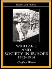 Warfare and Society in Europe, 1792-1914