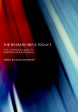 Researcher's Toolkit | David Wilkinson |