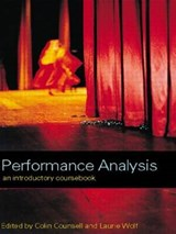 Performance Analysis | Colin Counsell |