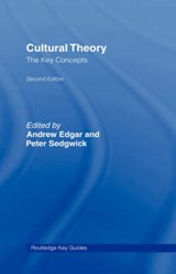 Cultural Theory | Andrew Edgar |