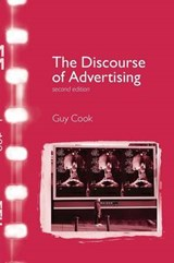 The Discourse of Advertising | Guy Cook |