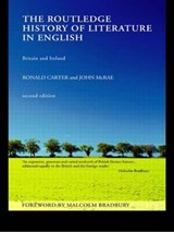 Routledge History of Literature in English | Ronald Carter |