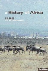 A History of Africa | J. D. Fage |
