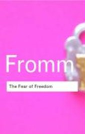 Fear of Freedom | Erich Fromm |