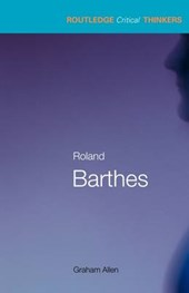 Roland Barthes | Graham Allen |