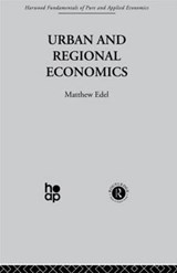 Urban and Regional Economics | Matthew Edel |