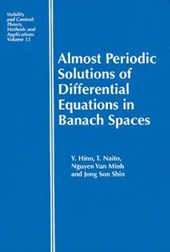 Almost Periodic Solutions of Differential Equations in Banach Spaces