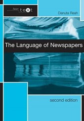 Language of Newspapers | Danuta Reah |