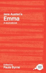 Jane Austen's Emma | Uk) Byrne Paula (university Of Liverpool |