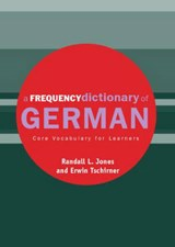 Frequency Dictionary of German | Randall Jones |