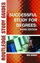 Successful Study for Degrees | Rob Barnes |