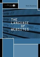 The Language of Websites