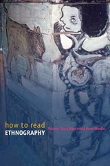 How to Read Ethnography | Paloma Gay Y Blasco |