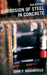 Corrosion of Steel in Concrete | John P. Broomfield |