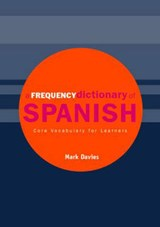 Frequency Dictionary of Spanish | Mark Davies |