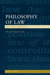 Philosophy of Law | Mark Tebbit |