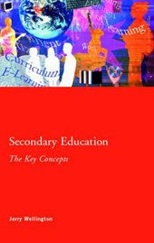 Secondary Education: The Key Concepts