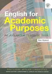 English for Academic Purposes | Ken Hyland |