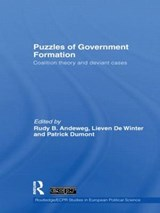 Puzzles of Government Formation | auteur onbekend |