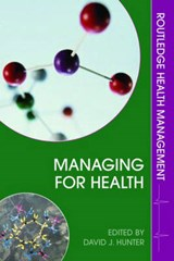 Managing for Health | David Hunter |