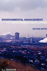Environmental Management for Sustainable Development | Chris Barrow |