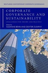 Corporate Governance and Sustainability | auteur onbekend |
