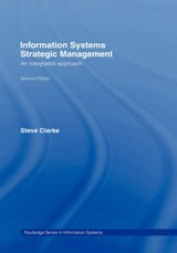 Information Systems Strategic Management | Steve Clarke |
