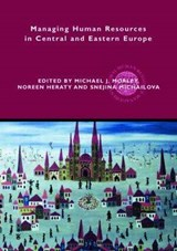 Managing Human Resources in Central and Eastern Europe |  |