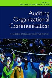Auditing Organizational Communication | Owen Hargie |