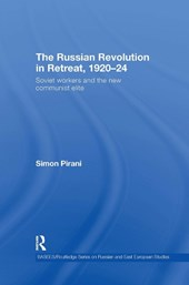 The Russian Revolution in Retreat, 1920-24
