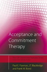 Acceptance and Commitment Therapy | Jt Blackledge |