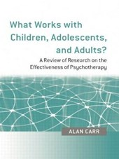 What Works with Children, Adolescents, and Adults?