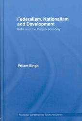 Federalism, Nationalism and Development