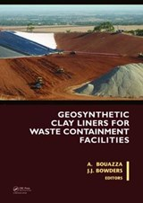 Geosynthetic Clay Liners for Waste Containment Facilities | Abdelmalek Bouazza |