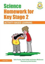 Science Homework for Key Stage | Forster, Colin ; Parfitt, Vicki ; Mcgowan, Andrea |
