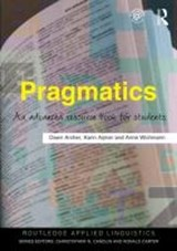 Pragmatics | Dawn Archer |