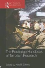 The Routledge Handbook of Terrorism Research | auteur onbekend |
