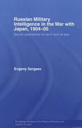 Russian Military Intelligence in the War with Japan, 1904-05