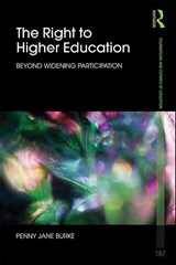 Right to Higher Education | Penny Jane Burke |