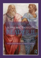The History of Economic Thought | auteur onbekend |