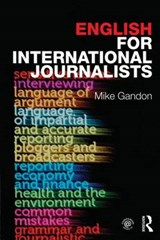 English for International Journalists | Mike Gandon |