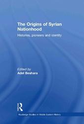 The Origins of Syrian Nationhood