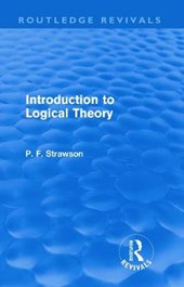Introduction to Logical Theory