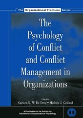 The Psychology of Conflict and Conflict Management in Organizations | Carsten K. W. De Dreu |